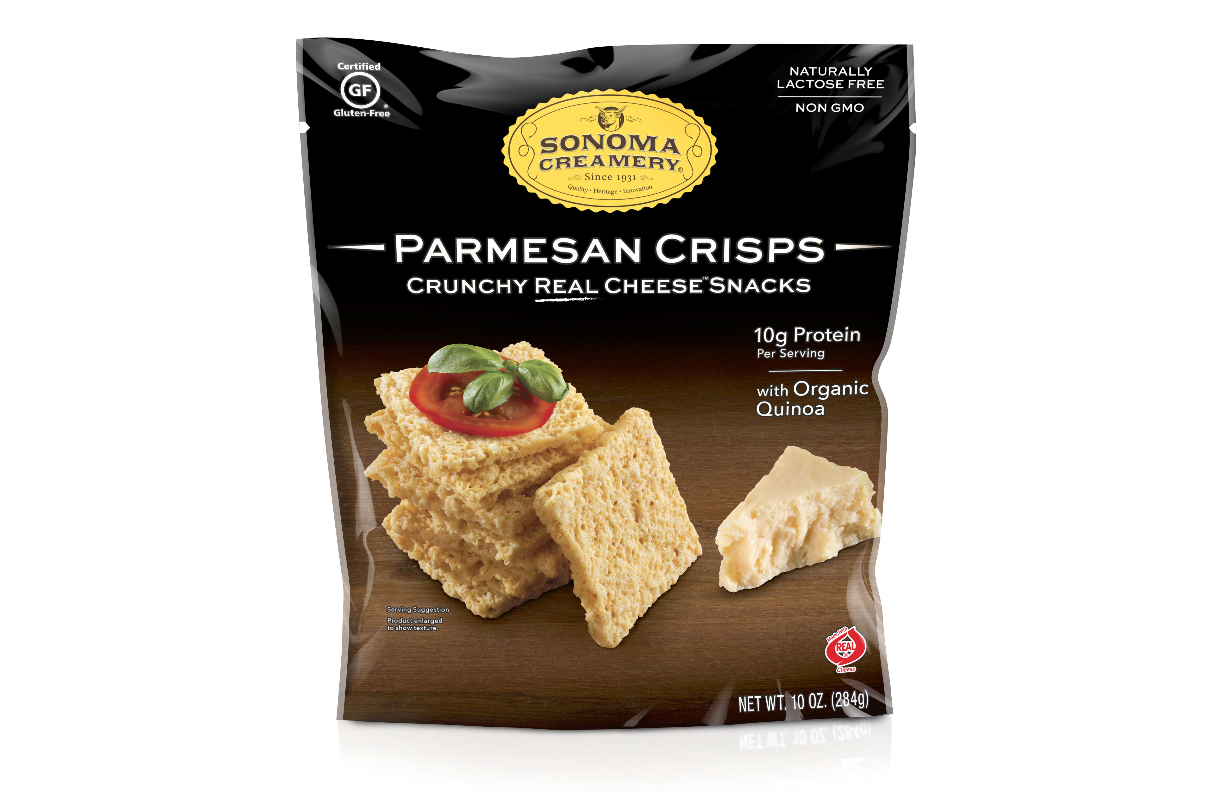 Sonoma Creamery Parmesan Crisps