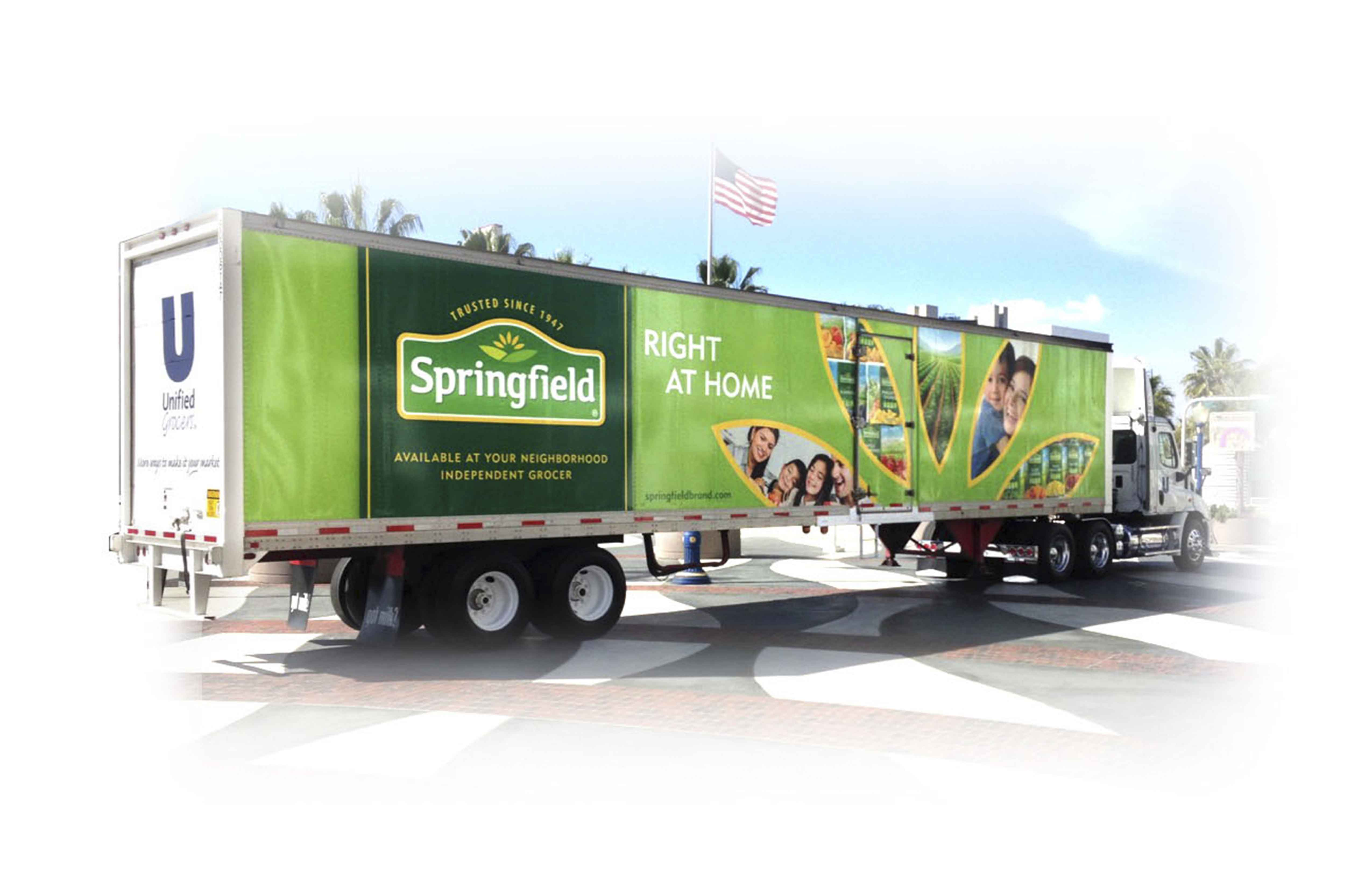Springfield Truck Graphics